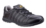Amblers Safety FS50 Womens Lace Up Safety Trainer Shoe Black
