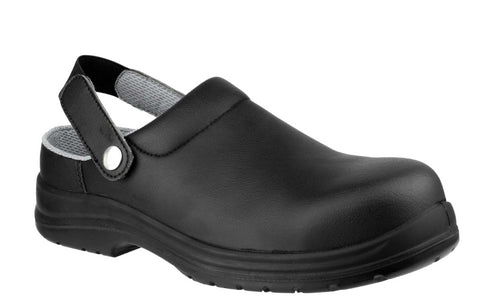 Amblers Safety FS514 Womens Slip On Work Clog