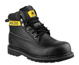 Amblers Safety FS9 Mens Lace Up Safety Boot Black
