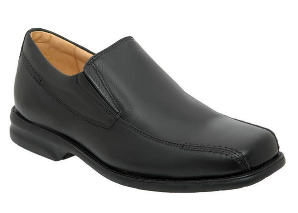 Anatomic & Co Belem 747499 (Taunton) Mens Wide Fitting Slip On Shoe Black