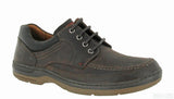 Anatomic & Co Gurupi 101022 (Tilford) Mens Wide Fit Laced Casual Shoe Mustang Brown N