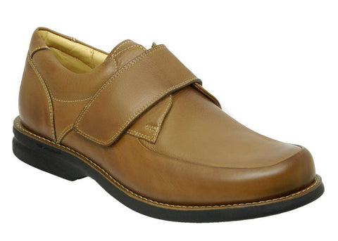 Anatomic & Co Tapajos 454540 (Worcester) Mens Extra Wide Slip On Shoe Cognac