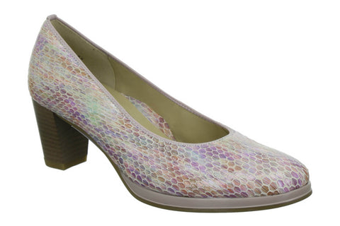 Ara Orly 12-13436-56 Womens Heeled Court Shoe