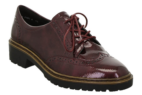 Ara 12-16502 Richmond Womens Brogue Shoe