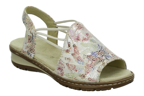 Ara Hawaii 12-27241-73 Womens Slingback Sandal