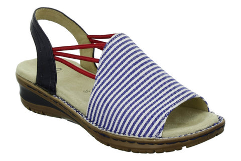 Ara Hawaii 12-27241-79 Womens Slingback Sandal