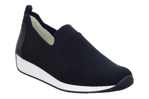 Ara Fusion 4 12-34080-02 Womens Slip On Trainer