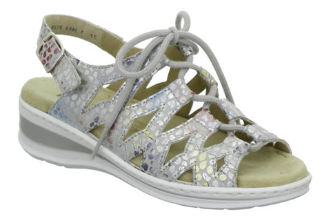 Ara Korfu 12-56510-05 Womens Wide Fit Slingback Sandal
