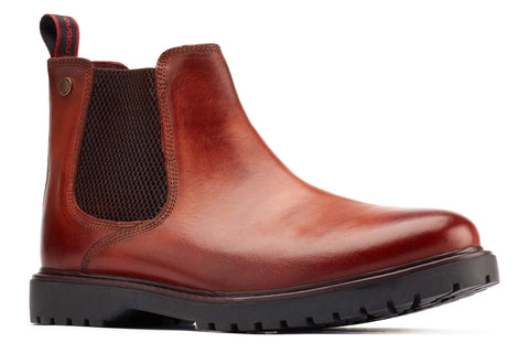 Base London Anvil Mens Chelsea Boot