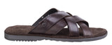 Base London Apollo Mens Slip On Summer Mule Sandal