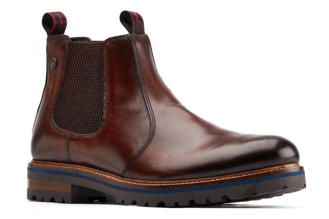 Base London Hadrian Mens Chelsea Boot