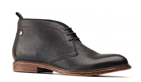 Base London Jasper Softy Mens Lace Up Chukka Boot