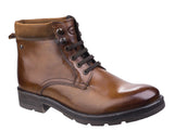 Base London Panzer Men's Chukka Boot Tan Washed