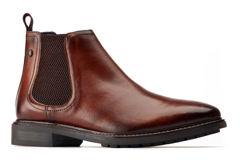 Base London Seymour Chelsea Boot Brown