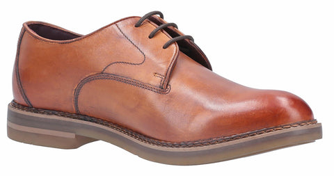 Base London Wayne Burnished Mens Lace Up Shoe