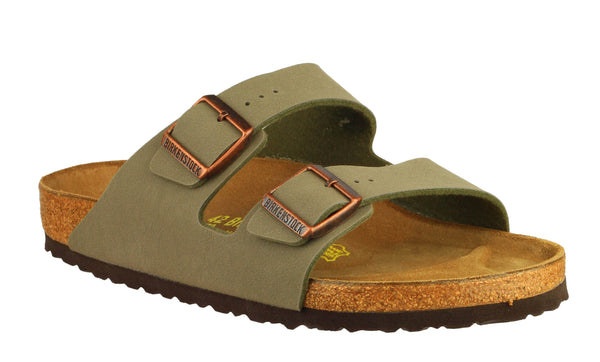883fb3e5f969 Birkenstock Arizona 151211 Mens Twin Strap Open Toe Mule Sandal – Robin Elt  Shoes