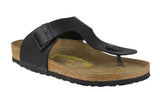 Birkenstock Ramses 044791 Mens Toe Post Casual Sandal Black