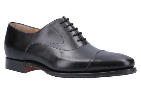 Barker Wright 4498 Mens Lace Up Dress Shoe