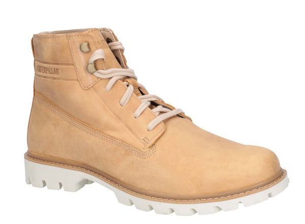 CAT Lifestyle Basis Lace Up Boot Warmed