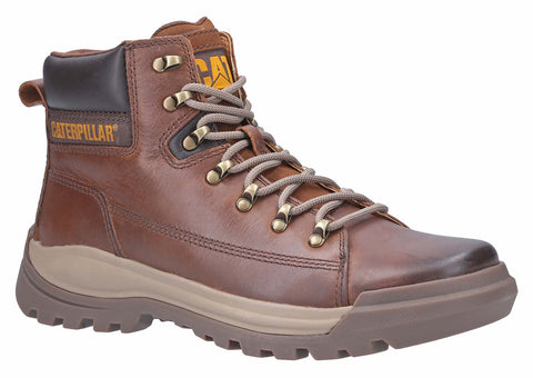 Caterpillar Brawn Mens Lace Up Casual Boot