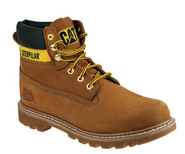 Caterpillar Colorado Mens Iconic Rugged Lace Up Boot Sundance