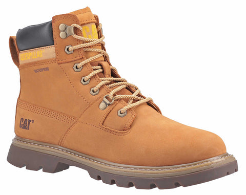 Caterpillar Ryman Mens Waterproof Lace Up Boot