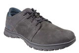 Caterpillar Science Mens Lace Up Casual Shoe Dark Cloud