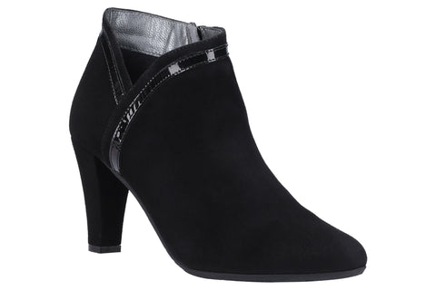 Cefalu Vanny Long Boot Black/Black
