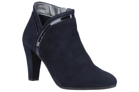Cefalu Vanny Long Boot Navy/Navy