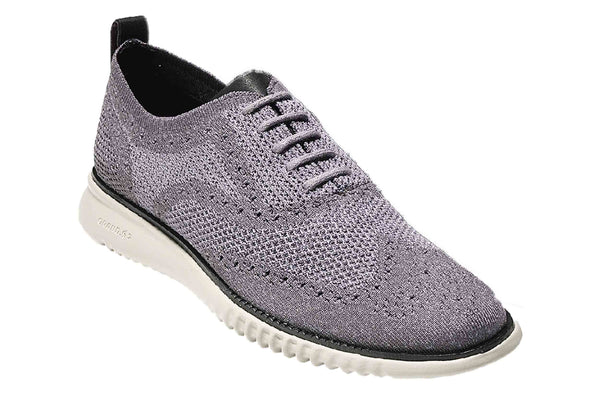 Cole Haan 2.ZEROGRAND Stitchlite Oxford Lace Up Shoe Magnet/Ironstone/Vapor Grey