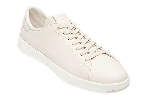 Cole Haan Grandpro Tennis Lace Up Trainer Morgante & Patent Leathr/Optic