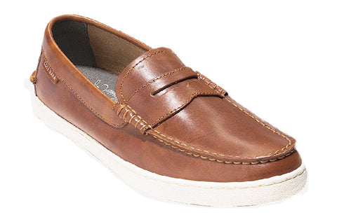 Cole Haan Pinch Weekender Loafer Slip On Shoe British Tan