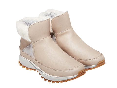 Cole Haan Grandexplore All Terrain Waterproof Boot Ocelet/Ivory
