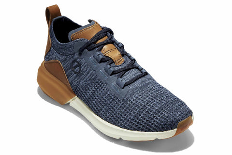 Cole Haan Zerogrand Allday Lace Up Trainer Vintage Indigo/Navy