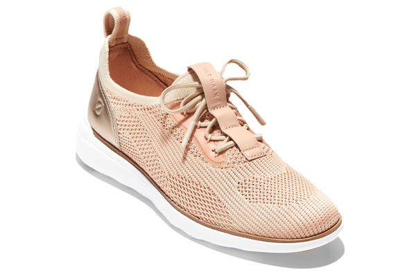 Cole Haan Zerogrand Global Trainer Mahogany Rose/Sand/Rose Gold