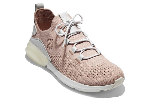 Cole Haan Zerogrand Stitchlite Lace Up Runner Mahogany Rose/Opt