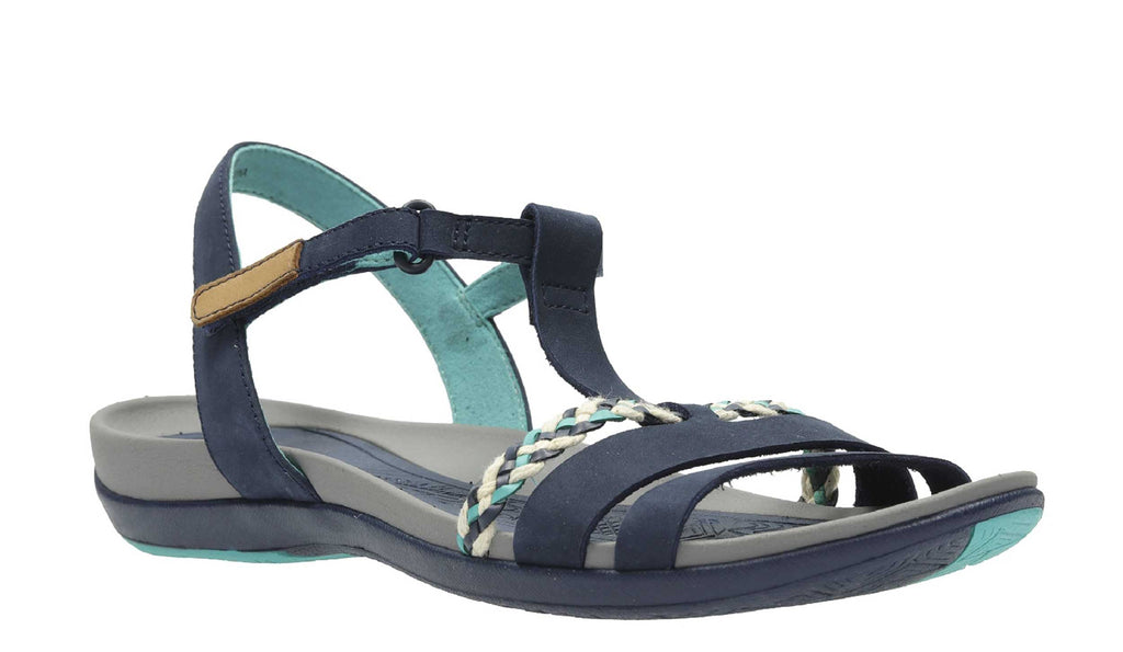 26592d49 Clarks Tealite Grace Womens Touch Fastening Casual Sandal – Robin ...