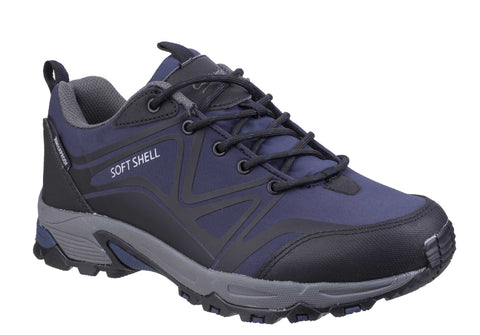 Cotswold Abbeydale Low Hiker Blue/Black/Grey