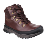 Cotswold Beacon Womens Waterproof Lace Up Walking Boot Brown