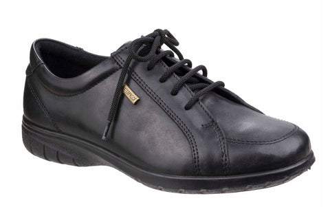 Cotswold Bloxham Womens Waterproof Leather Lace Up Casual Shoe