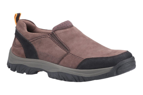 Cotswold Boxwell Mens Slip On Shoe
