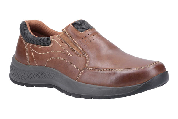 Cotswold Churchill Mens Slip On Casual Shoe