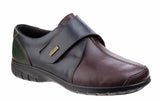 Cotswold Cranham Womens Waterproof Touch Fastening Casual Shoe Multi