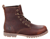 Cotswold Elm Womens Lace Up Casual Ankle Boot