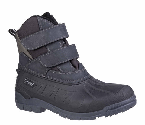 Cotswold Kempsford Wellington Boot Black