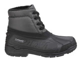 Cotswold Leoni Water Resistant Warm Lined Lace Up All Weather Boot