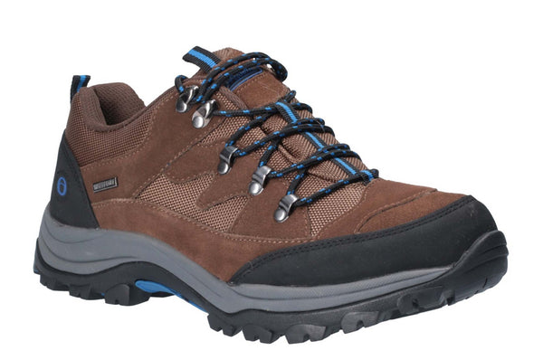 Cotswold Oxerton Low Hiker Brown/Blue