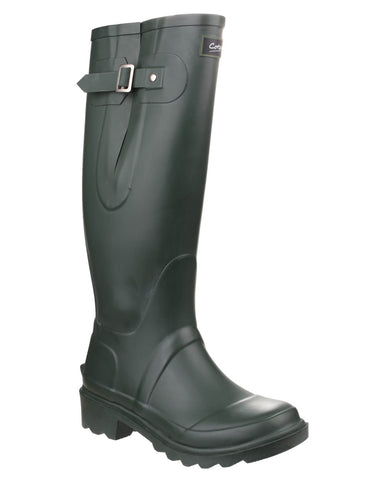 Cotswold Ragley Womens Wellington Boot Green