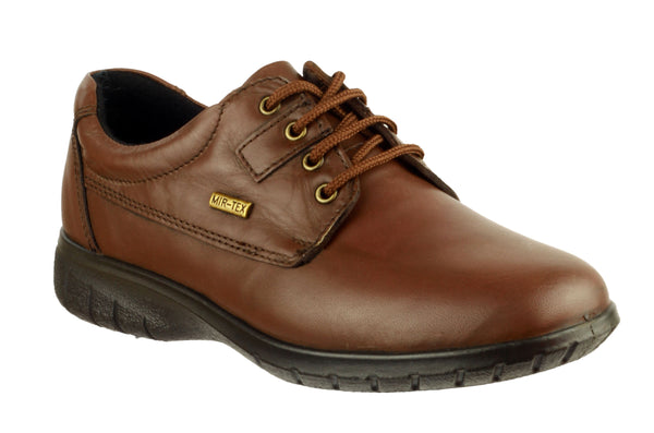 Cotswold Ruscombe Womens Waterproof Lace Up Shoe Brown