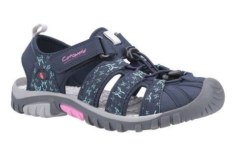 Cotswold Sandhurst Womens Touch Fastening Sandal